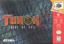 Turok 2 - Seeds of Evil (USA) Box Scan